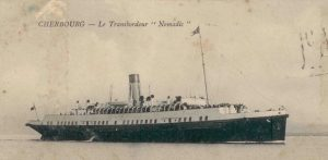 Nomadic na służbie w Cherbourgu