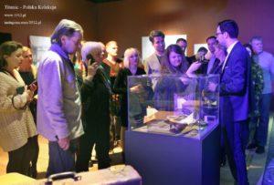 Spontaniczne zwiedzanie wystawy