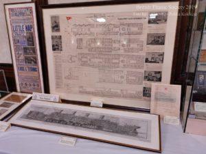 Plany pokładów Titanica na konwencji BTS 2019