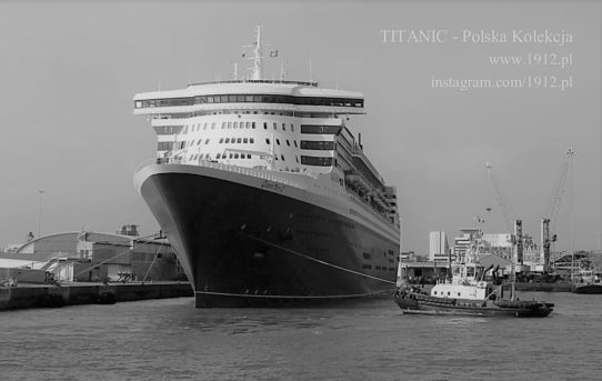 Queen Mary 2 w Southampton