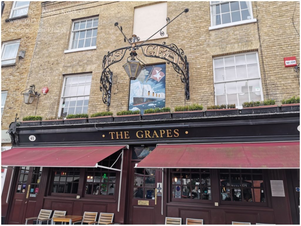 The Grapes Pub, Southampton 2019