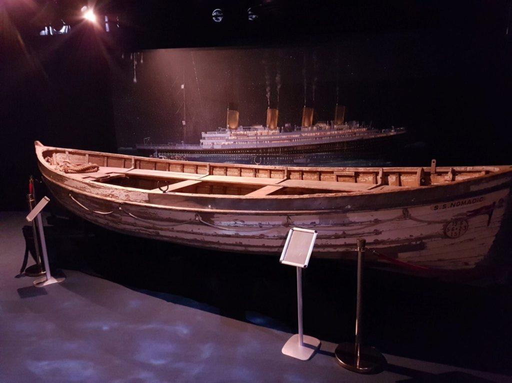 Ocala łódź ratunkowa Nomadica. ©NPS