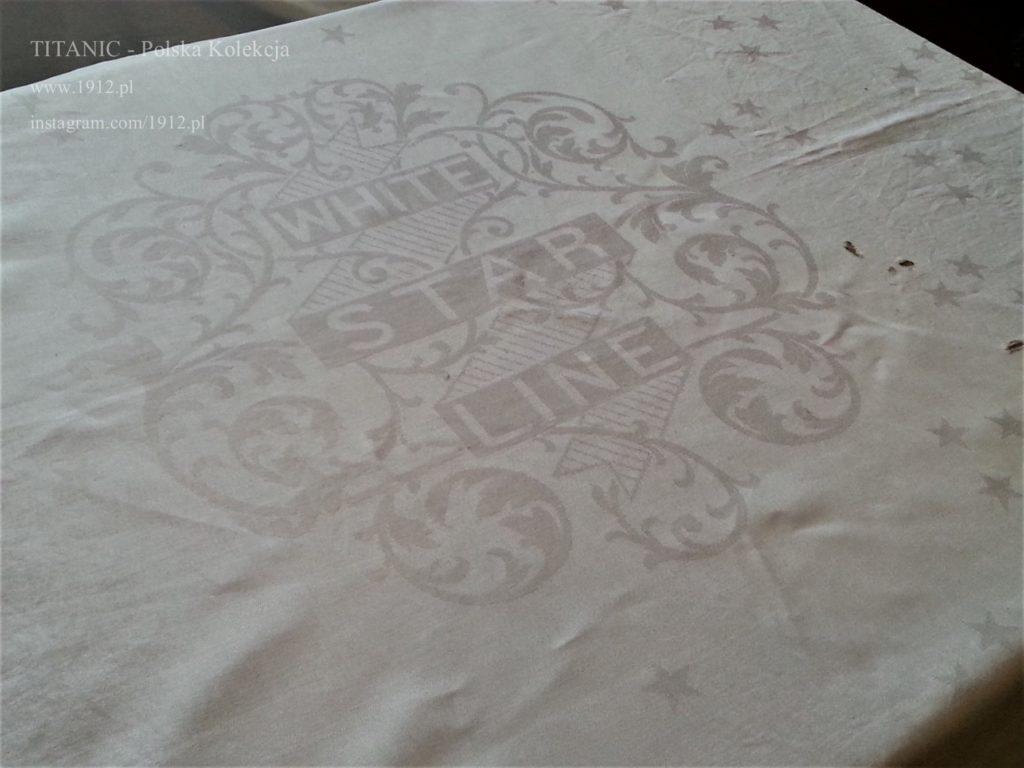 Motyw centralny White Star Line