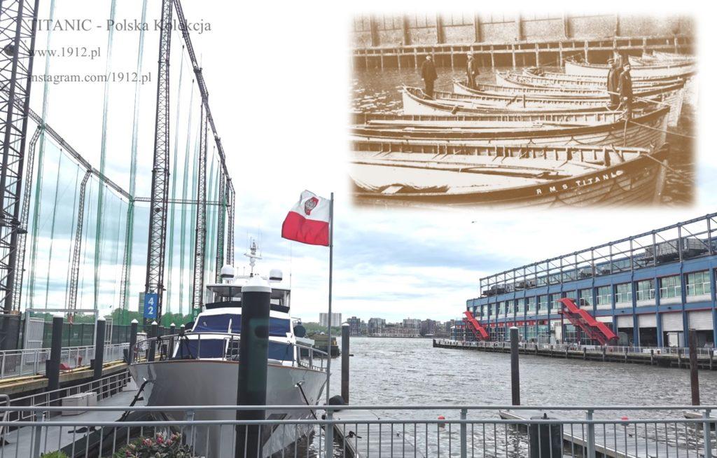 Łodzie ratunkowe Titanica