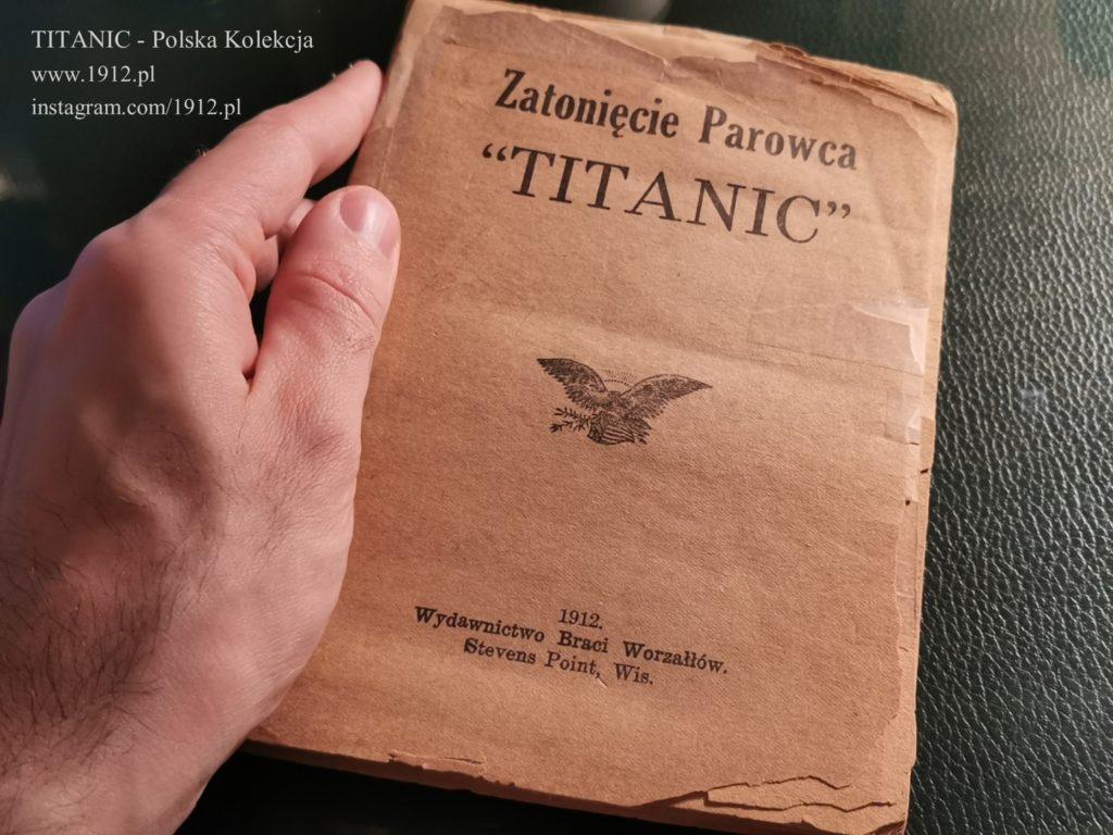 Pierwsza polska książka o Titanicu