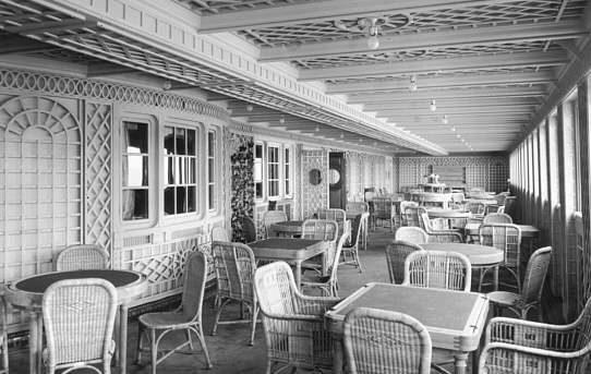 Cafe Parisian