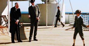 Titanic - plan filmowy z 1997 roku