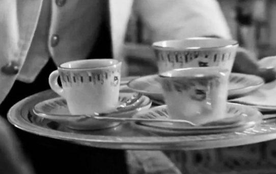 Titanic - filiżanki do kawy i herbaty z filmu z 1997 roku
