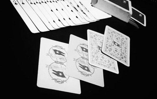 Karty do gry White Star Line