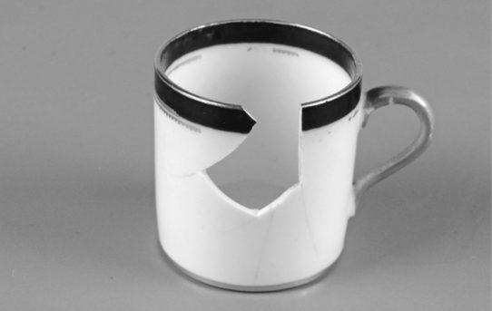 Filiżanka do kawy z Titanica