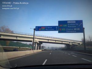 Przyjazd do Krakowa