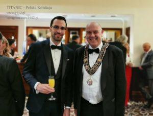 Z burmistrzem Southampton