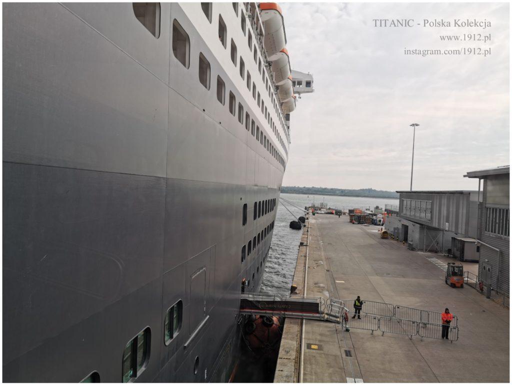 Burta Queen Mary 2