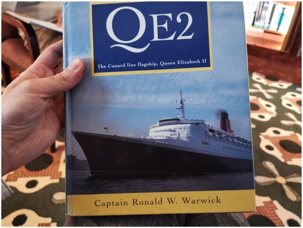 Książka o QE2