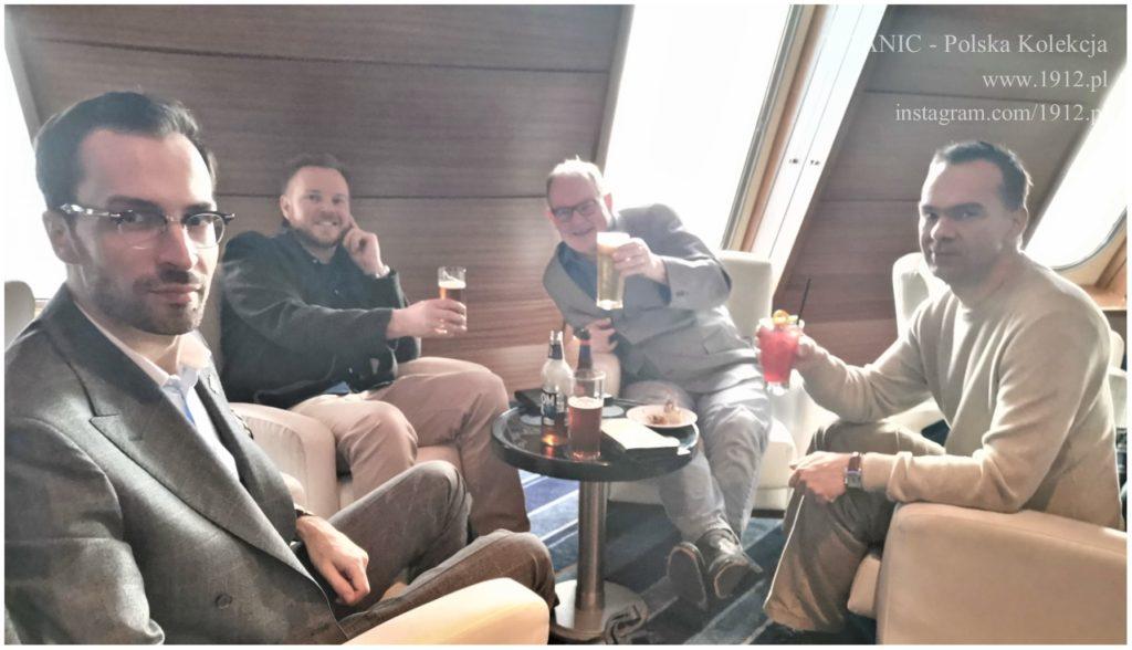 Piwo w Commodore Club