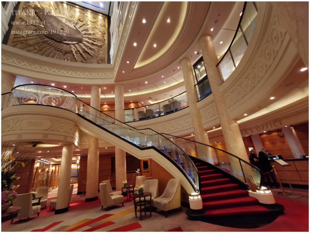 Grand Lobby - salon recepcyjny