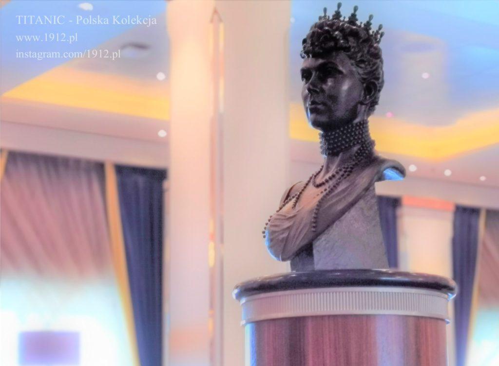 Queen Mary - popiersie