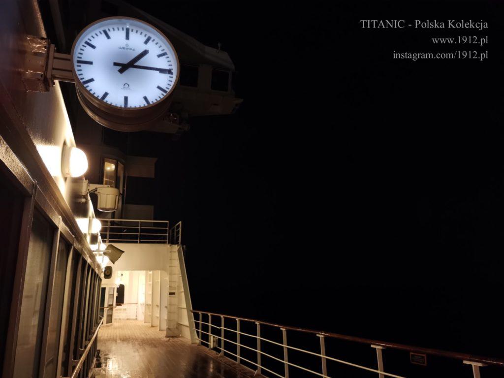 Zegar pokładowy