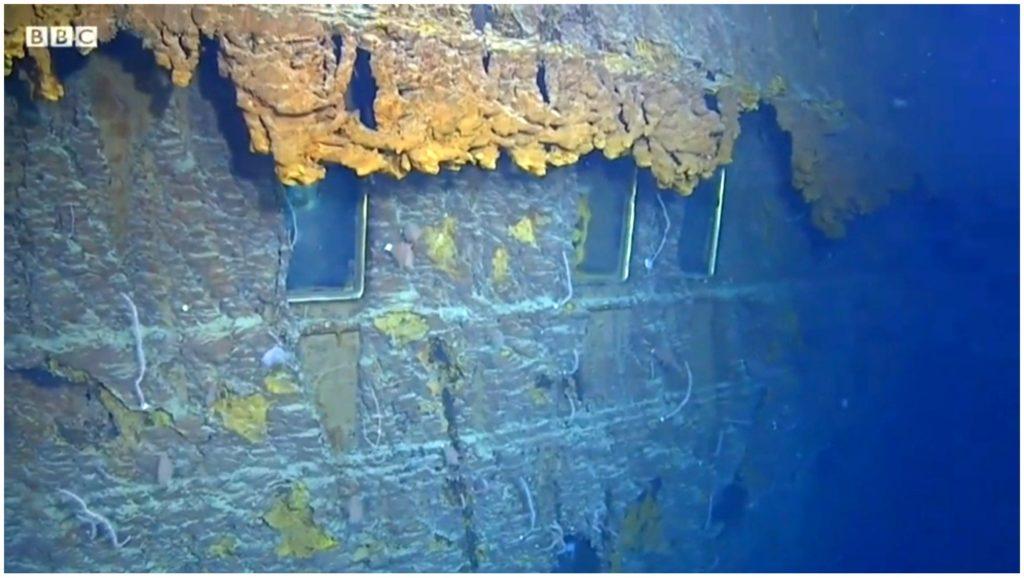 Kabiny Titanica